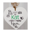 Message Heart - Kat